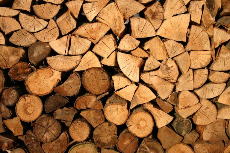 Mit Holz Heizen
